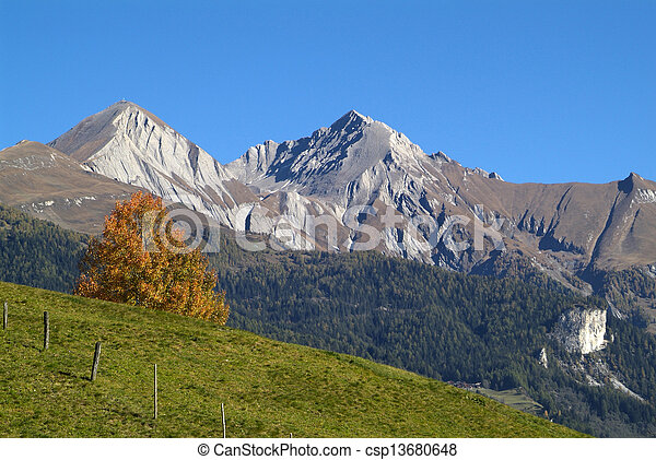 Austria, East-Tyrol - csp13680648