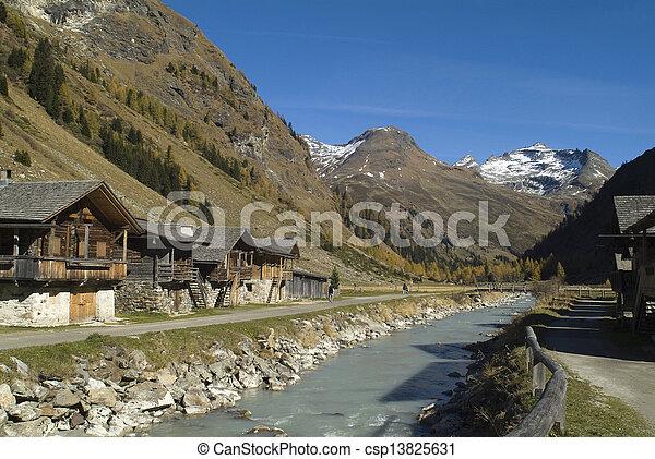 Austria-East Tyrol - csp13825631