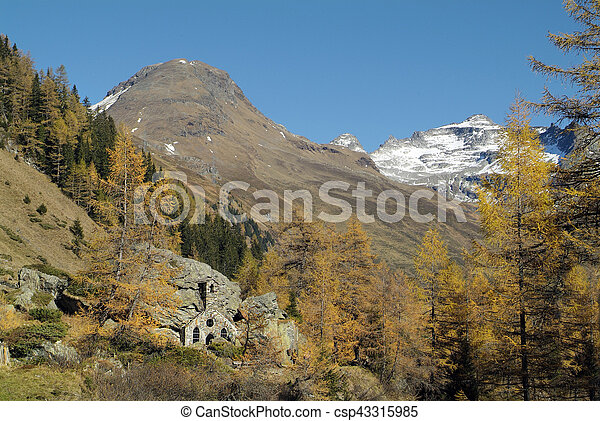 Austria, Osttirol, - csp43315985