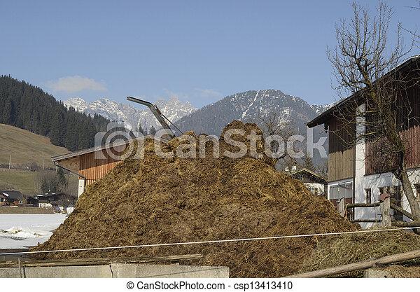 Austria, Tyrol - csp13413410