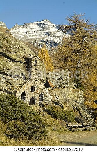 Austria, Tyrol - csp20937510