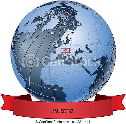 Austria - csp2211441