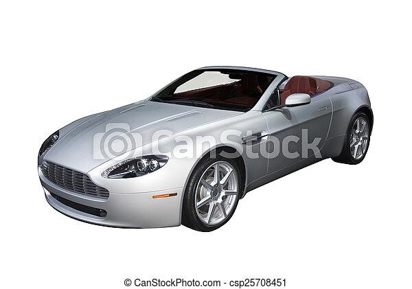 autó, átváltható, sport - csp25708451