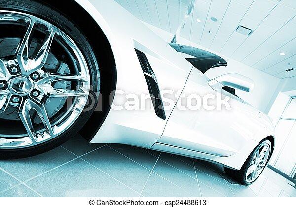 autó, átváltható, szuper - csp24488613