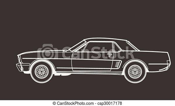 autó - csp30017178