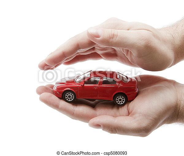 autó, oltalom - csp5080093