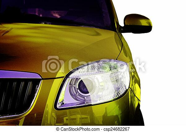autó - csp24682267