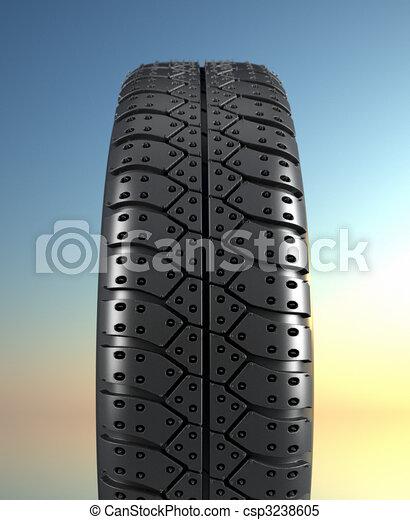 autógumi, struktúra - csp3238605