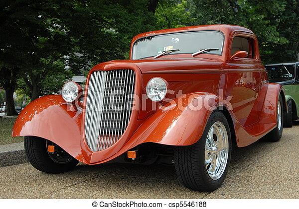 autók, klasszikus - csp5546188