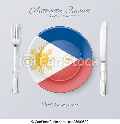 Authentic Cuisine - csp38609829
