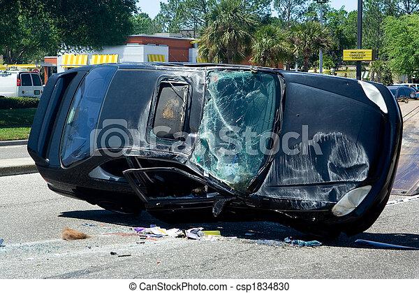 Auto Accident - csp1834830