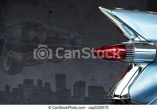 auto, altes  - csp2226575