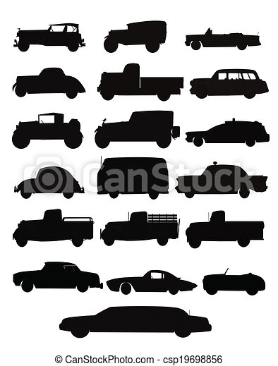 auto and truck collection - csp19698856