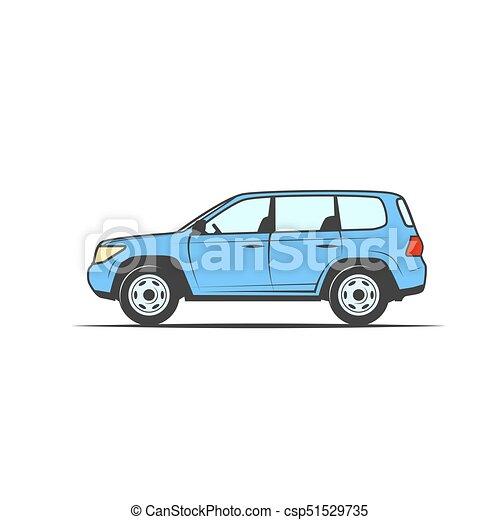 auto, bild - csp51529735