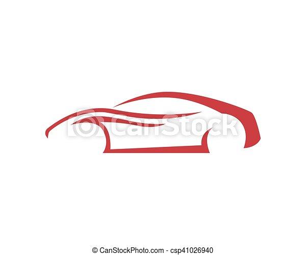 Auto car Logo Template - csp41026940