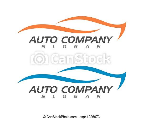 Auto car Logo Template - csp41026973