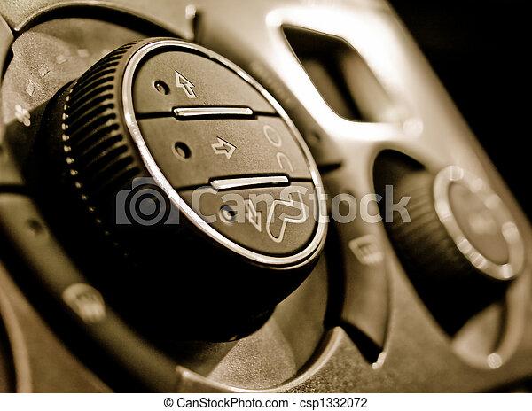 Auto climate control panel - csp1332072