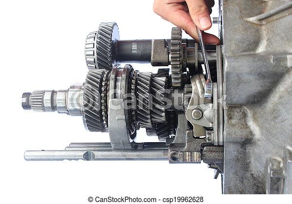 auto gearbox service - csp19962628