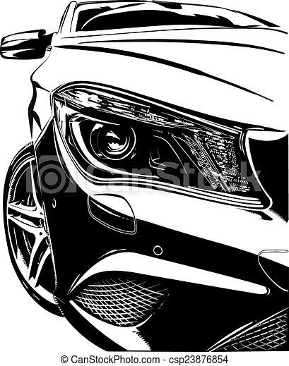 auto germany - csp23876854