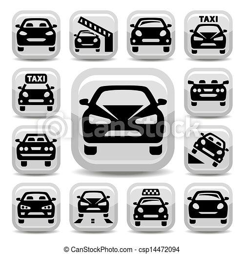 auto icons - csp14472094