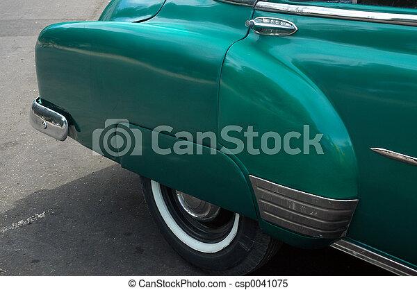 auto, klassisch - csp0041075