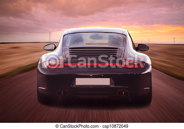 Luxus-Sportwagen - csp10872049