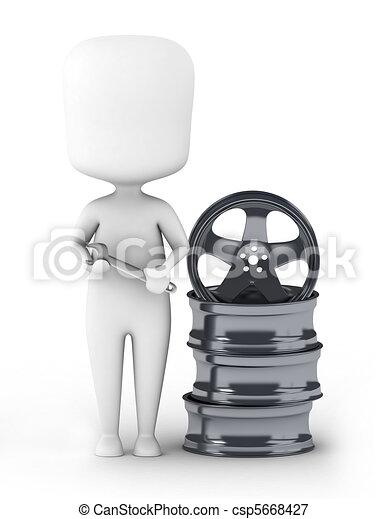 Auto Mechanic - csp5668427