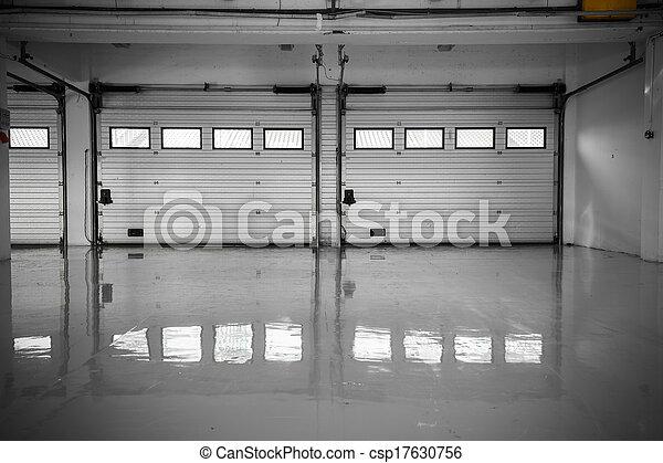 auto-motor speedway garage - csp17630756