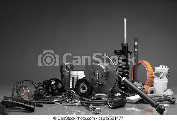 Auto parts - csp12521477