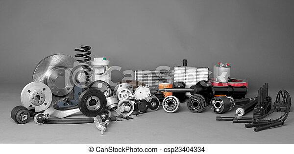 Auto parts - csp23404334