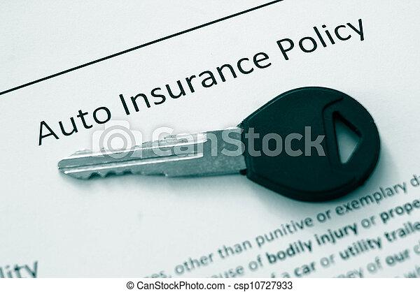 auto policy - csp10727933