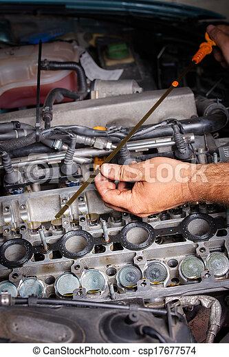 Auto Repair Shop - csp17677574