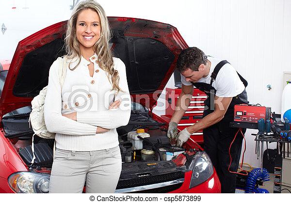 Auto repair - csp5873899