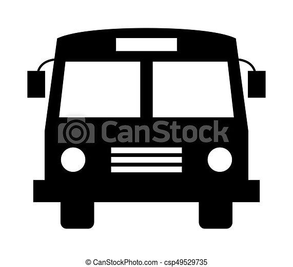 El autobús escolar - csp49529735