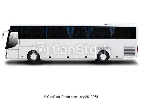 autobus, giro - csp2613268