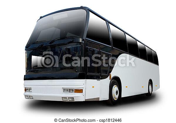 autobus, tour - csp1812446