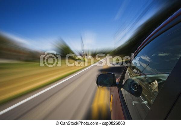 automóvil - csp0826860