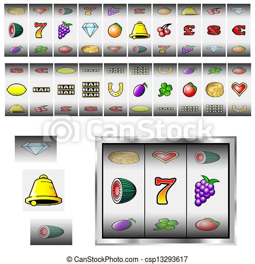 automat, spulen - csp13293617
