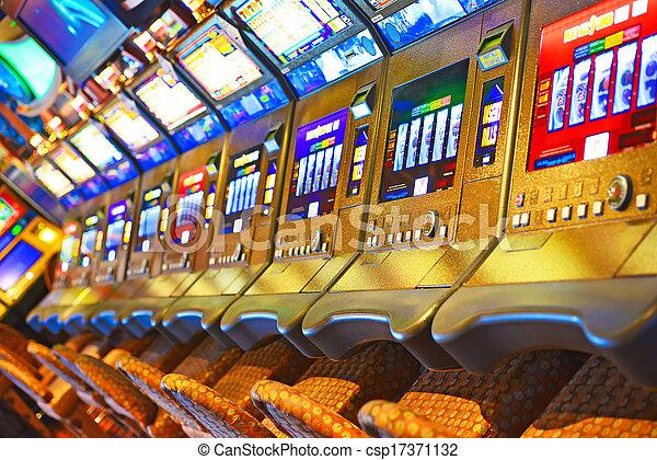 Slotmaschine - csp17371132