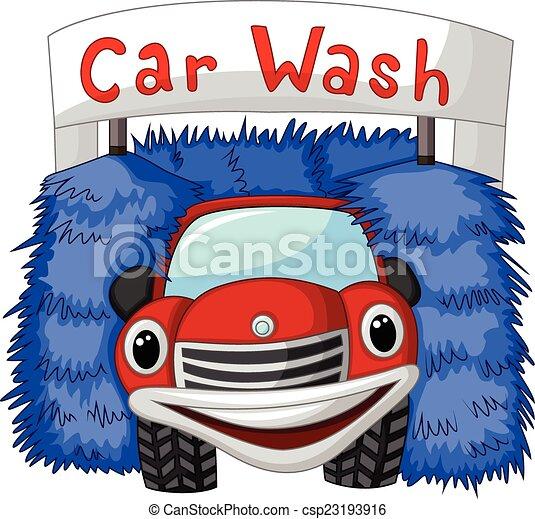 Ronald Car Wash