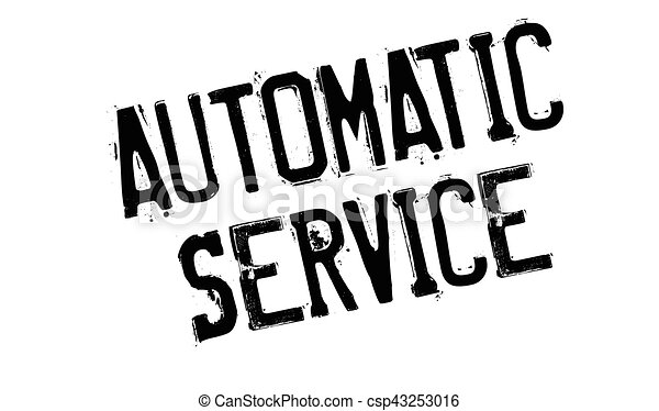 automatic service rubber stamp grunge design with dust vector rh canstockphoto co uk grunge baseball clipart grunge heart clipart