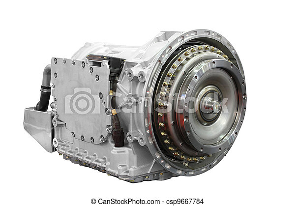 automatic transmission - csp9667784