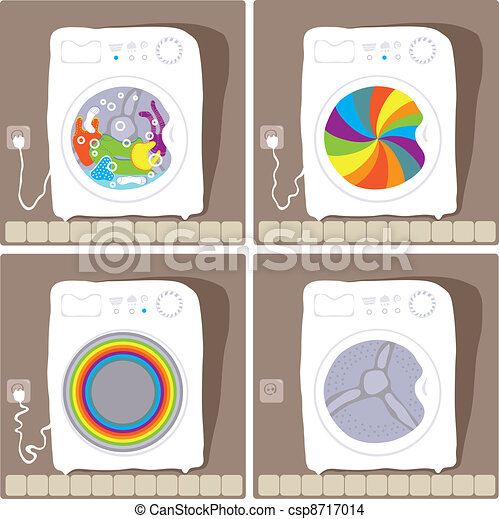 automatic washing processes - csp8717014