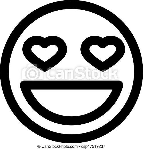 automne amour emoji csp47519237 - Dessin Emoji