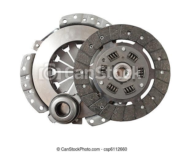automobil, clutch - csp6112660