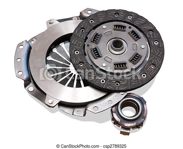 automobil, clutch - csp2789325