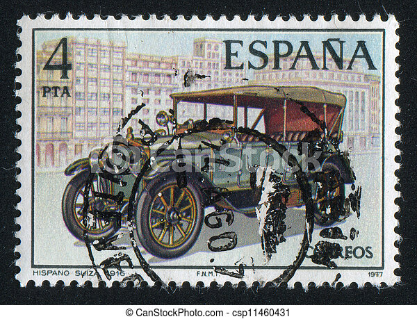 automobile - csp11460431
