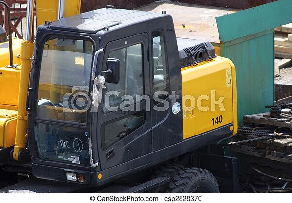 automobile - csp2828370