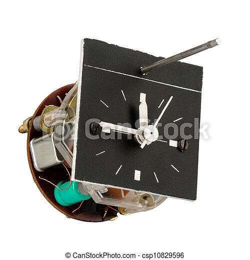 Automobile clock - csp10829596