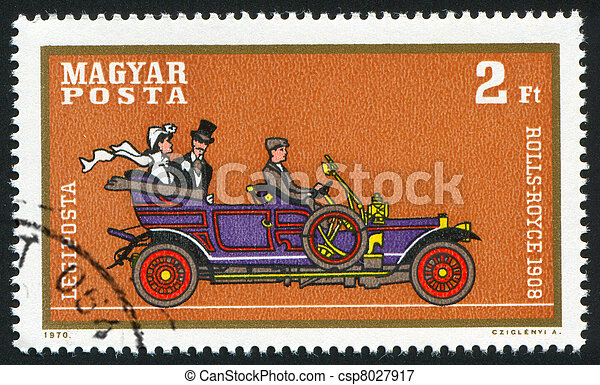 automobile, daimler - csp8027917